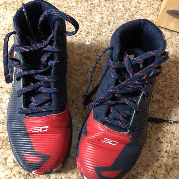 68042287ba8 M 5a87ac842ae12f70caf5bc54. Other Shoes you may like. Under Armour Thrive  Purple Basketball Shoes